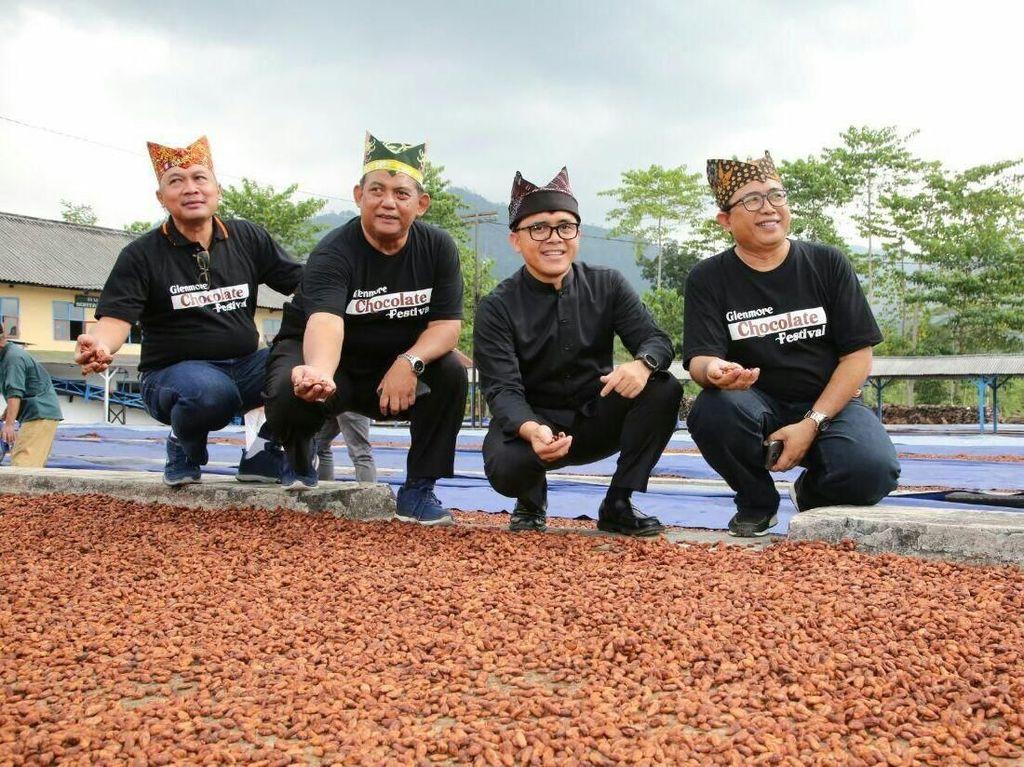 Event Seru di Banyuwangi, Bersepeda Sambil Pesta Cokelat