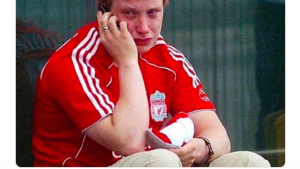 Meme-meme Liverpool Disalip City, Fans Everton Turut Gembira