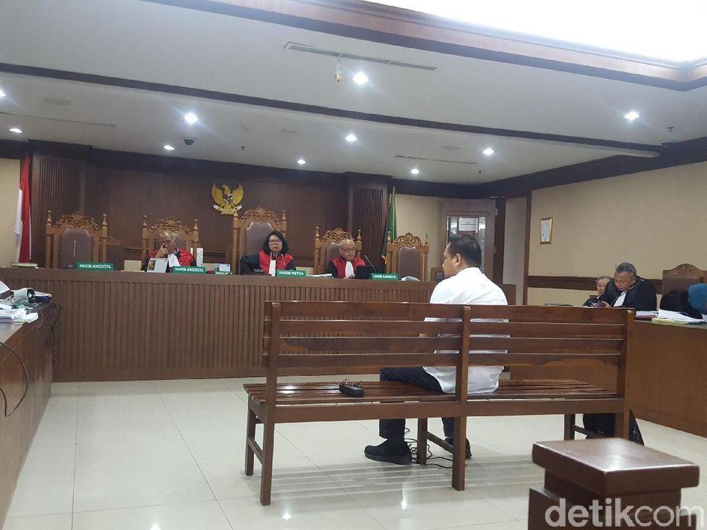 Panitera PN Medan Akui Serahkan Uang ke Hakim Merry dari Pengusaha