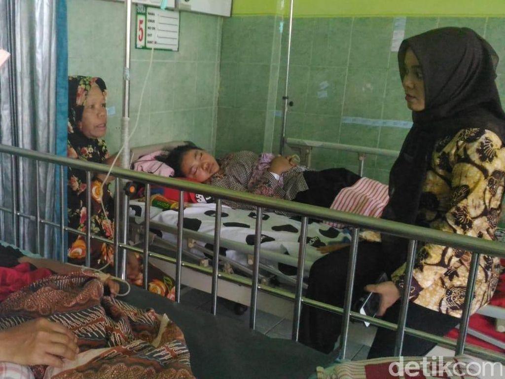 Sekeluarga di Banjarnegera Dirawat Karena Keracunan Jamur