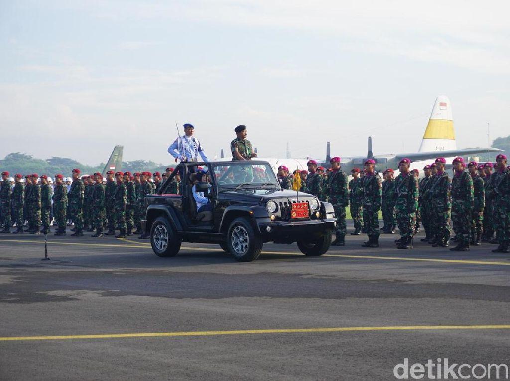 Bukan Konflik Senjata, tapi Jabatan yang jadi Masalah Serius TNI