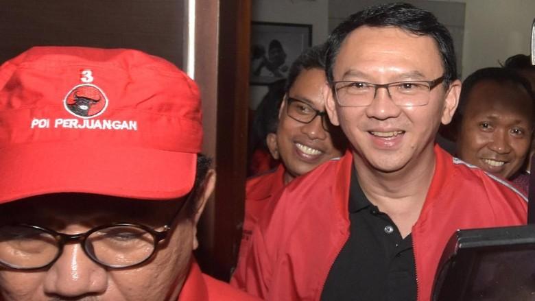 PDIP soal Aplikasi Jangkau Ahok: Niat Baik Harus Kita Dukung!