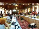 KPU Gelar Rapat Bareng Panelis Bahas Debat Capres Kedua