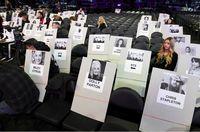 Lokasi tempat duduk BTS di Grammy Awards 2019