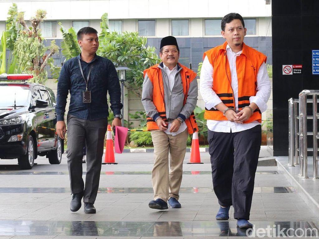 Bupati Cianjur dan Kadisdikbud Cianjur Kembali Diperiksa KPK
