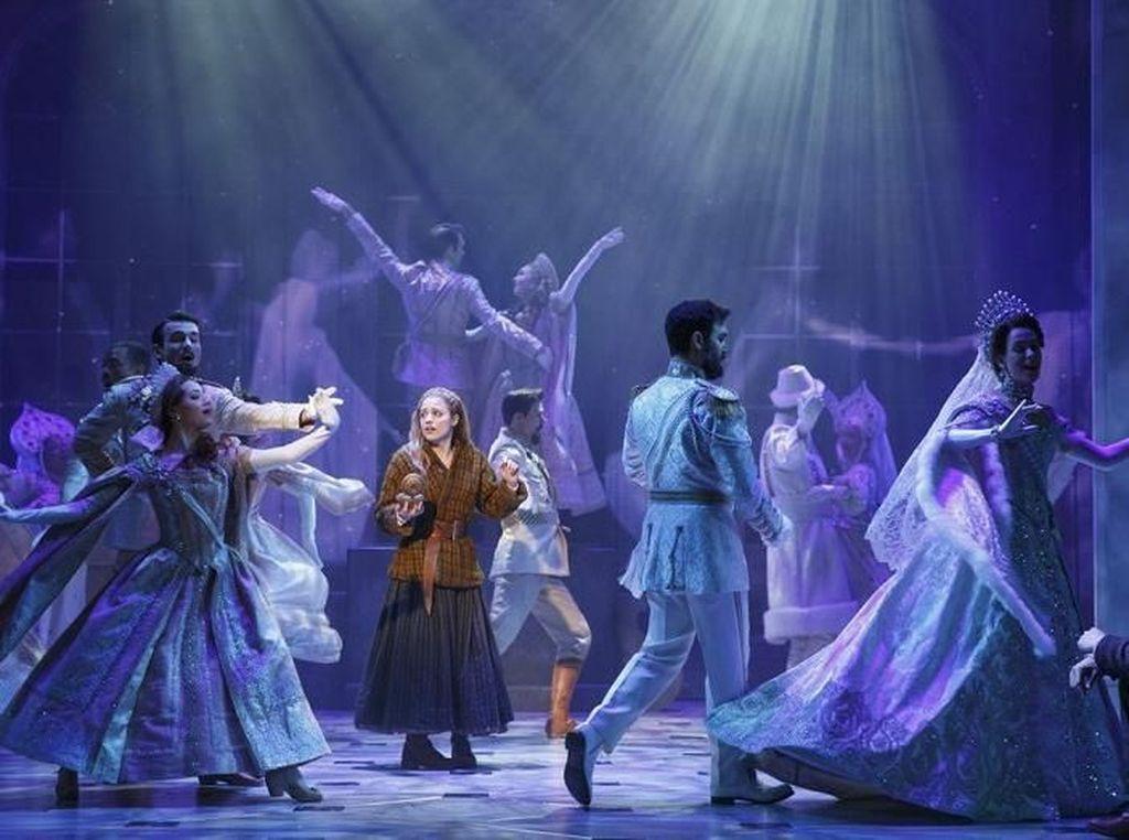 Sukses Besar, Musikal Anastasia Dibawa Tur hingga ke Asia