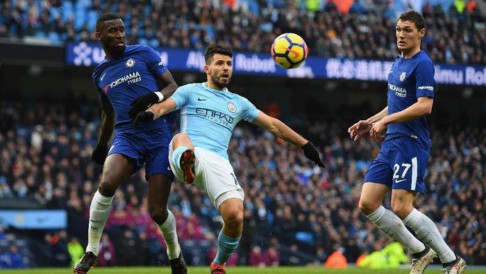 Manchester City sudah tiga kali kalah dalam 12 pertandingan pertama Liga Inggris, namun bukan berarti lebih lemah. (Foto: Shaun Botterill/Getty Images)