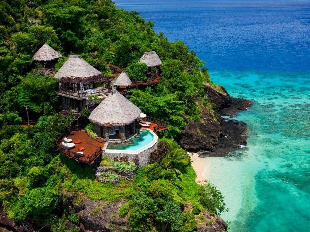 Foto: Destinasi Favorit Traveler Buat Jadi Background Zoom
