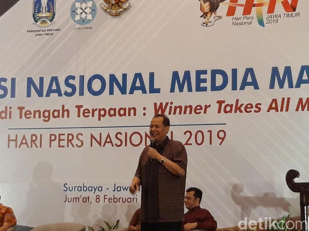 Saat Chairul Tanjung Sarankan Pakdhe Karwo Bikin The KarwoS TV