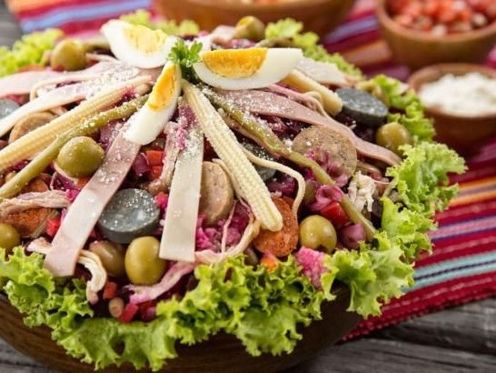 Yummy! Ini 5 Racikan Salad Enak, Segar dan Kaya Nutrisi