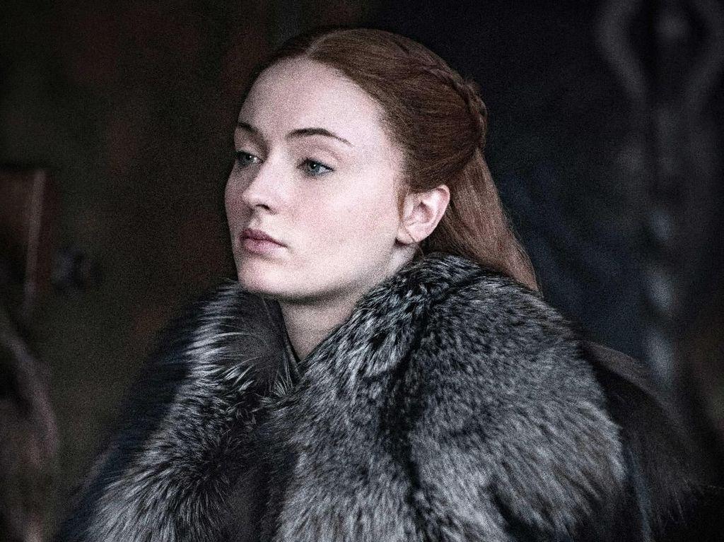 Sansa Stark Jadi Salah Satu Karakter GOT Terkuat Menurut Sebuah Penelitian