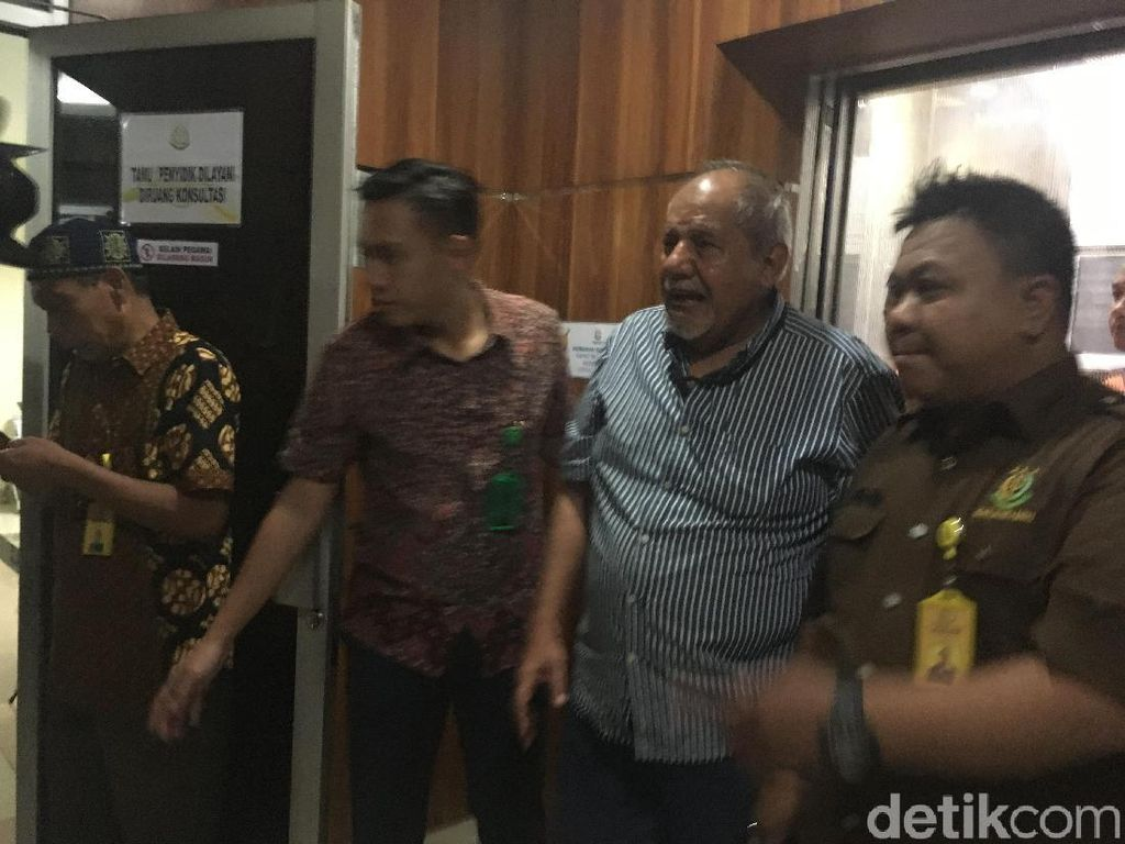 Koruptor Lahan Kereta Api Rp 39 M akan Dieksekusi ke LP Cipinang