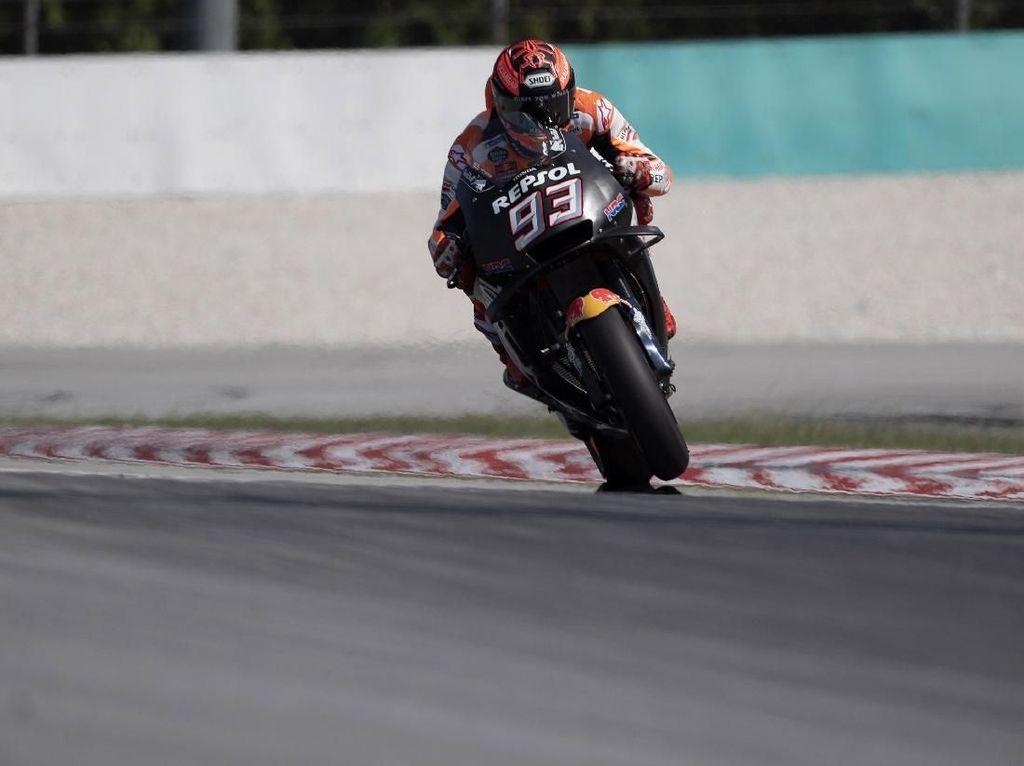 Marquez Targetkan Pulih 100% di MotoGP Argentina