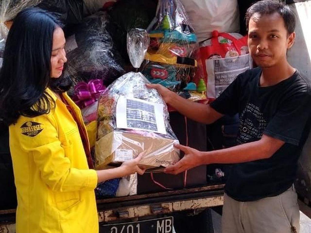 Vokom UI Peduli Korban Tsunami Selat Sunda