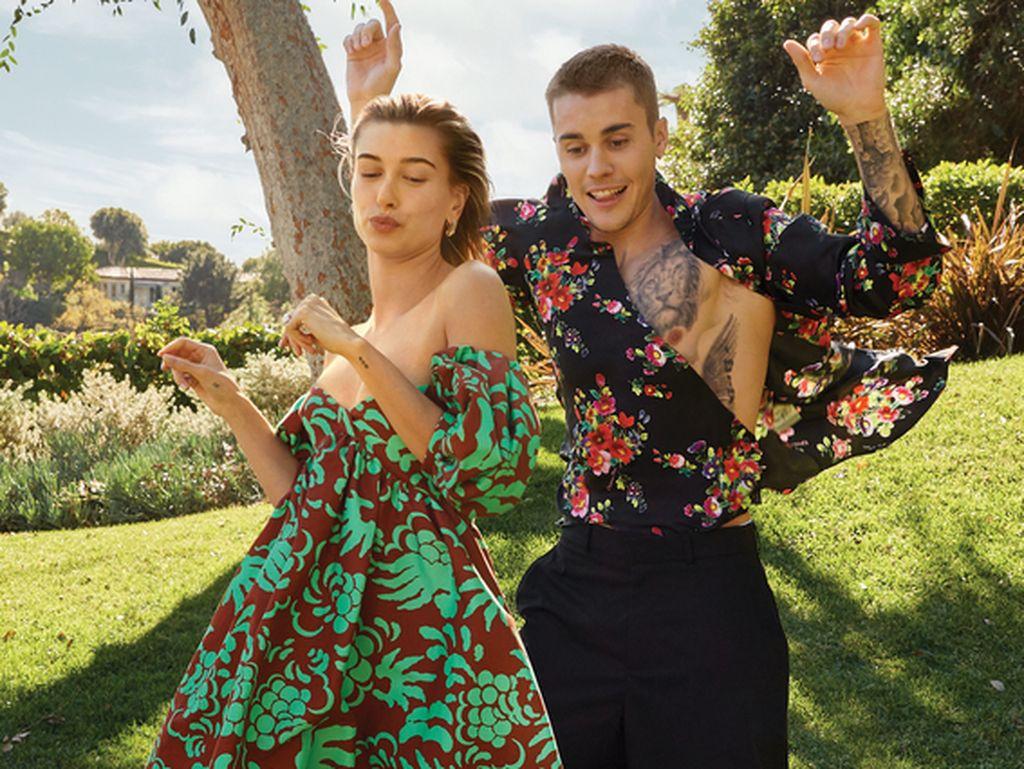 Cerita Justin Bieber & Hailey Lewati Masa Sulit di Awal Pernikahan