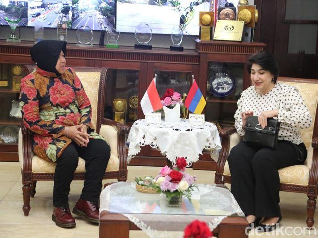 Rusia dan Armenia Tawari Surabaya Kerjasama Sister City