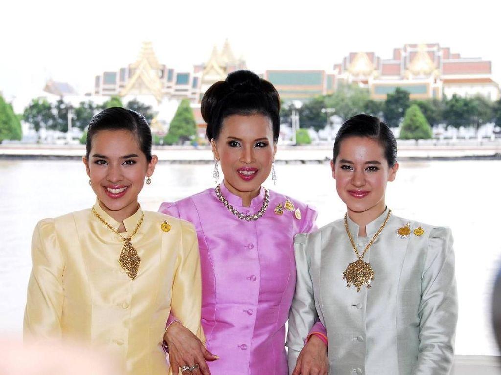 Gaya Putri Raja Calon PM Thailand yang Pernah Rela Lepas Gelar Demi Cinta