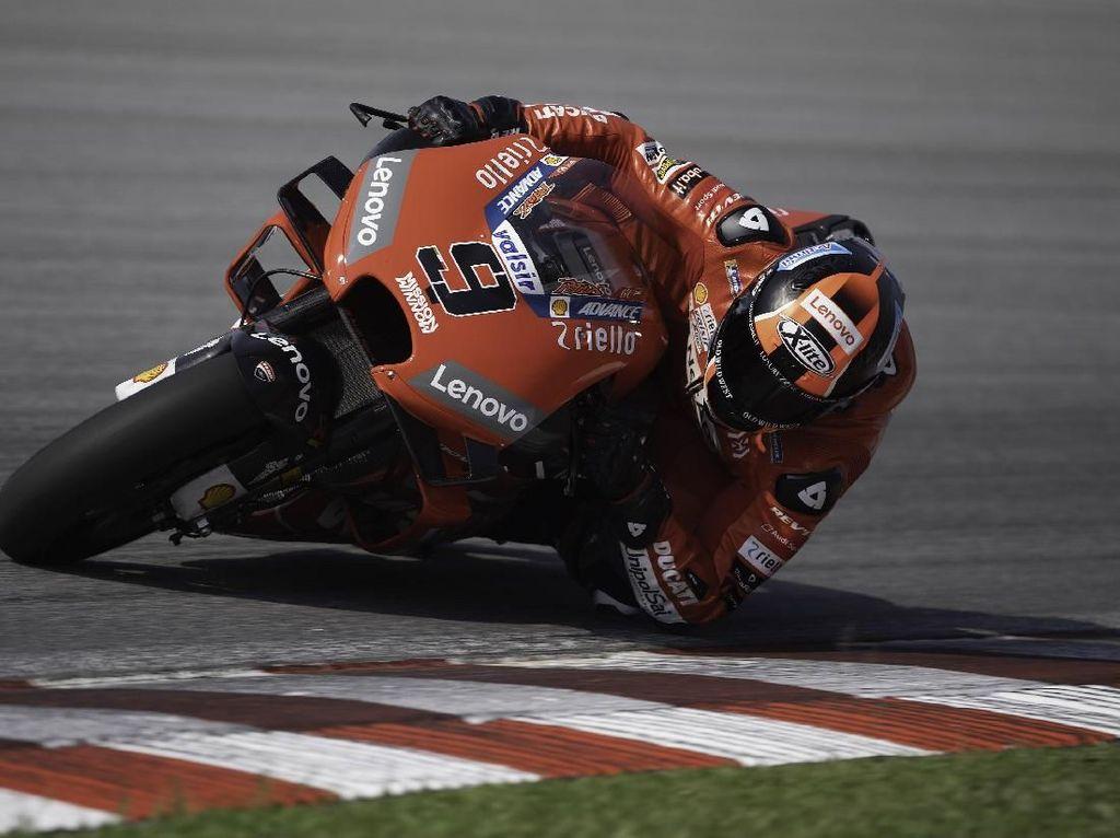 Petrucci Kuasai Hari Terakhir Tes MotoGP Sepang