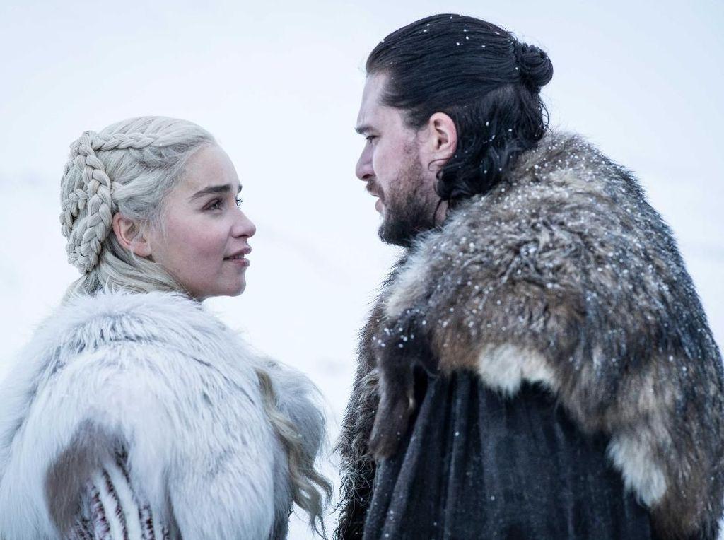 Kekasih Jon Snow Ternyata Tante Sendiri, Apakah Termasuk Incest?