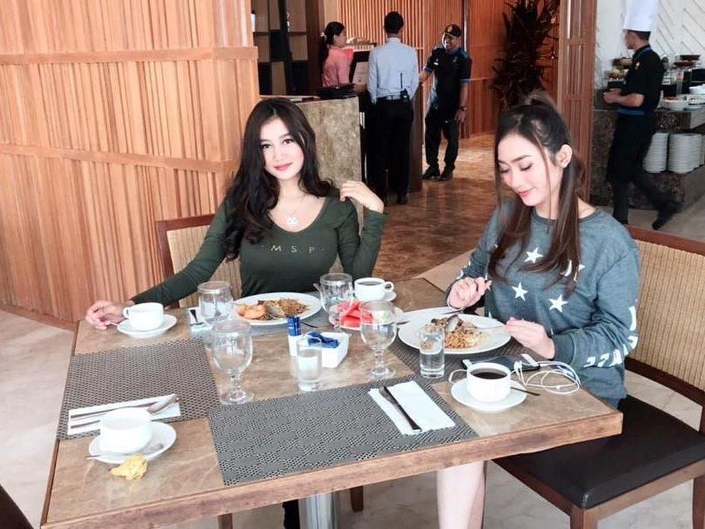Pamela Safitri Duo Serigala Ternyata Paling Doyan Makan Seafood
