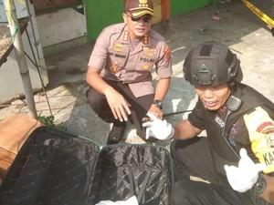 Polisi Sebut Koper Mencurigakan di Depan Warteg Jatinegara Kosong