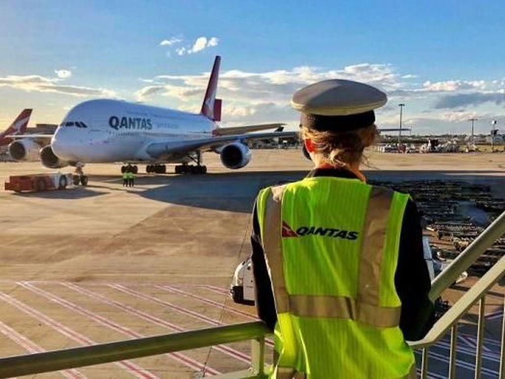 Qantas Resmi Batalkan Pesanan 8 Airbus A380