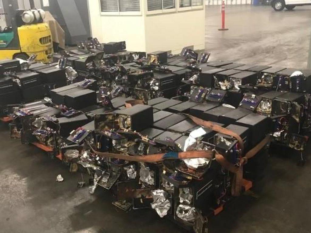 AS dan Australia Sita Sabu Bernilai Rp 12,5 T dalam Operasi Gabungan