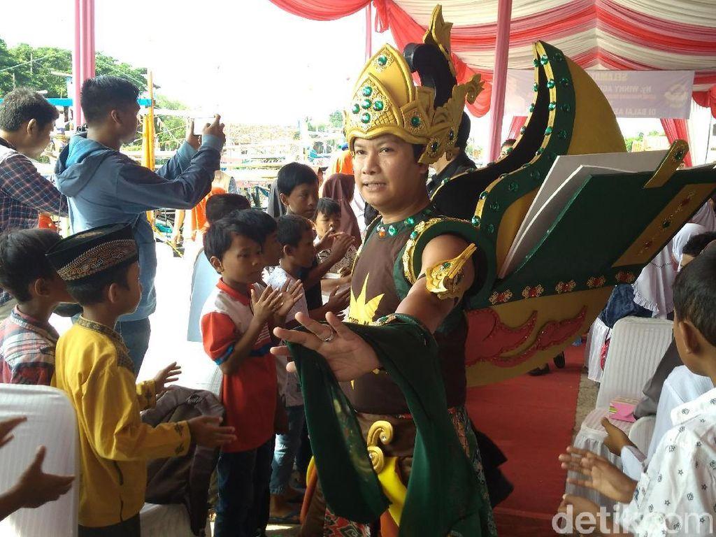 Gatot Maca, Ikon Literasi Kawasan Pesisir Cirebon