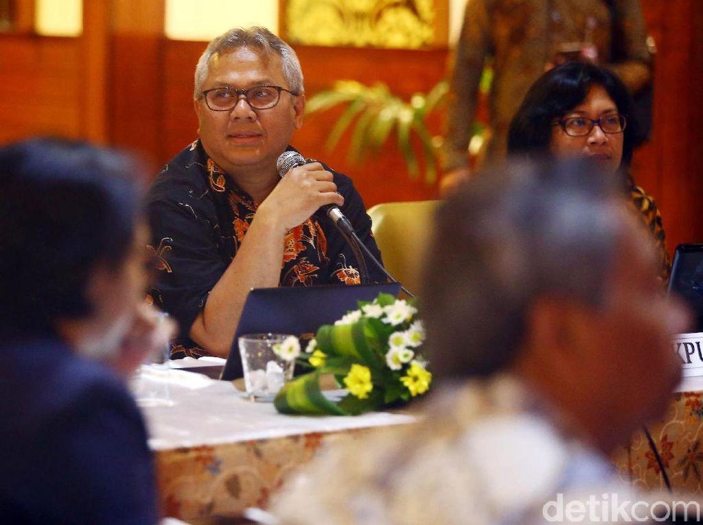 KPU Terganggu Hoax Server Di-setting Menangkan Jokowi