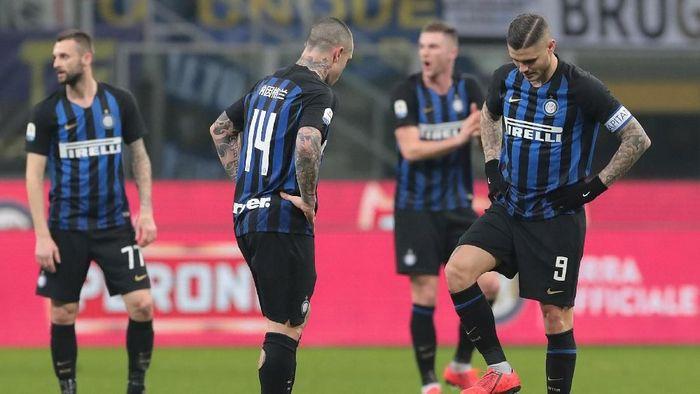 Inter Milan dituntut perbaki performa demi mengakhiri tren negatif (Foto: Emilio Andreoli/Getty Images)