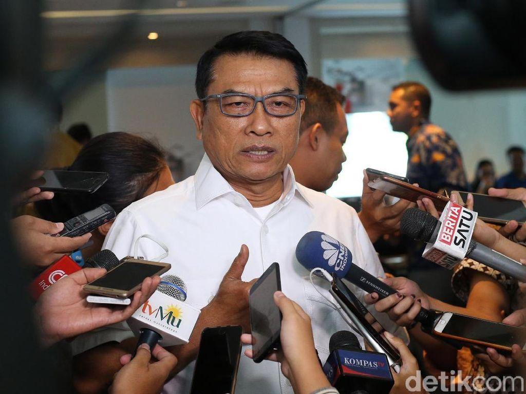 Moeldoko: Black Campaign Jokowi akan Hapus Pelajaran Agama Menyesatkan!