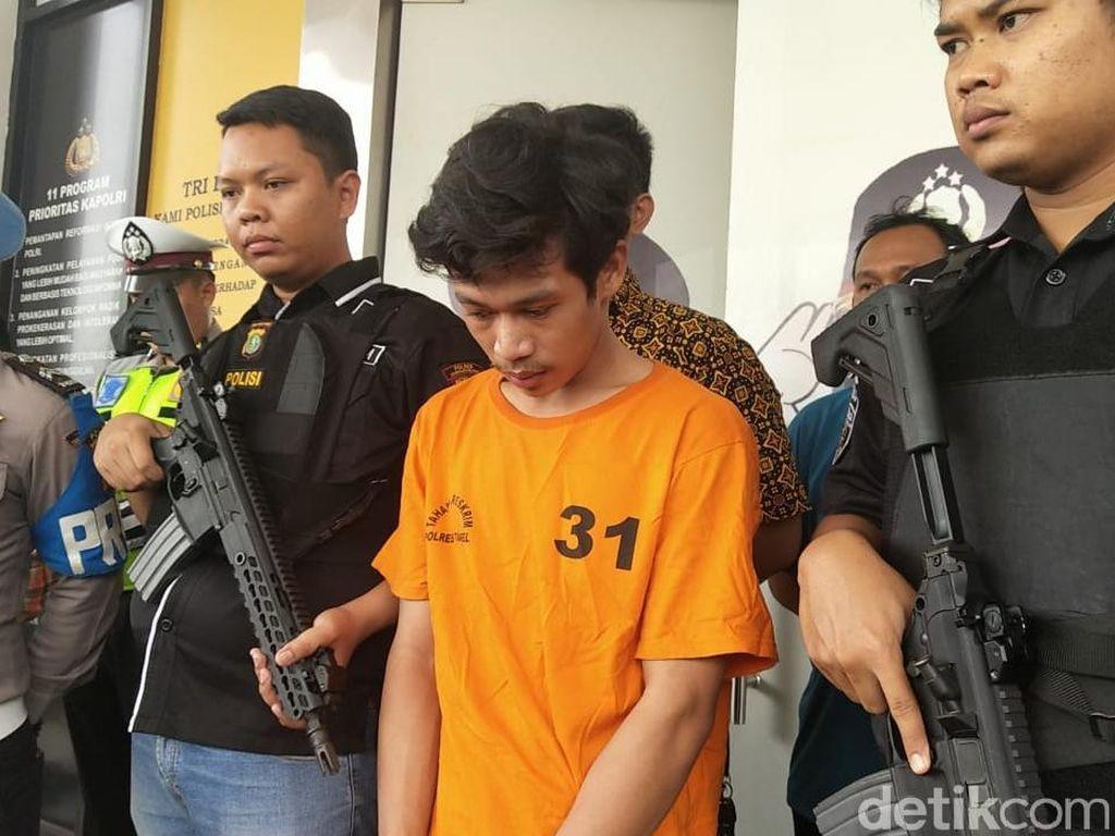 Adi Saputra Mengamuk Banting Motor, Pacarnya Ikut Diperiksa Polisi