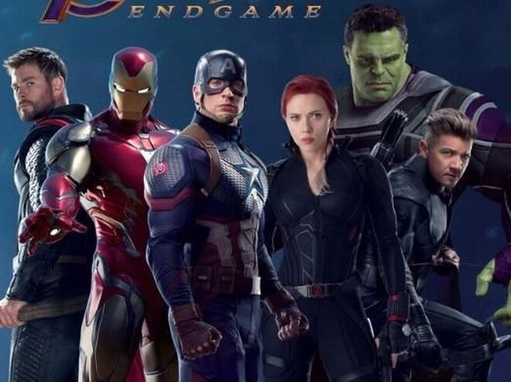 Siap-siap! Avengers: Endgame Tayang di Indonesia 24 April