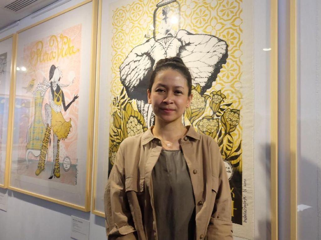 Serigraphy Melissa Sunjaya Dikenal di Amerika hingga Swiss