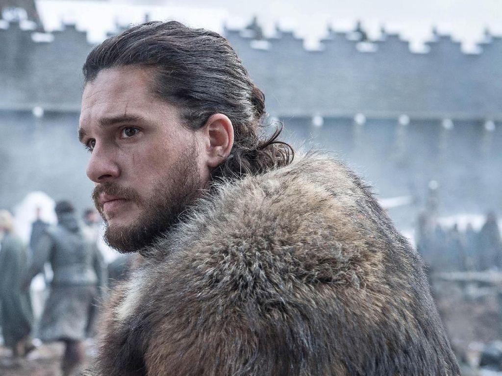 Kit Harrington Shock dan Menangis Tahu Akhir Menyedihkan Jon Snow