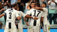 Ronaldo Bawa Juventus Melampaui Batas