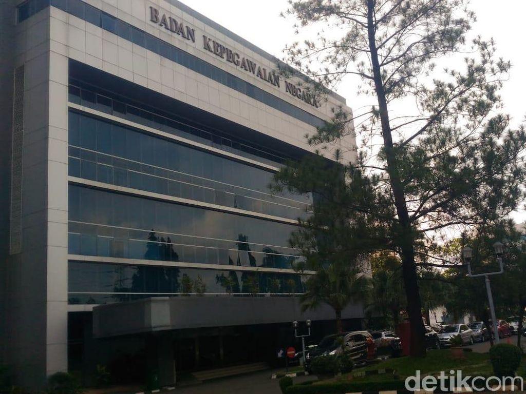 PPKM Darurat, Kantor BKN Tutup Sampai 20 Juli