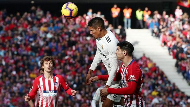LIVE: Atletico Madrid vs Real Madrid