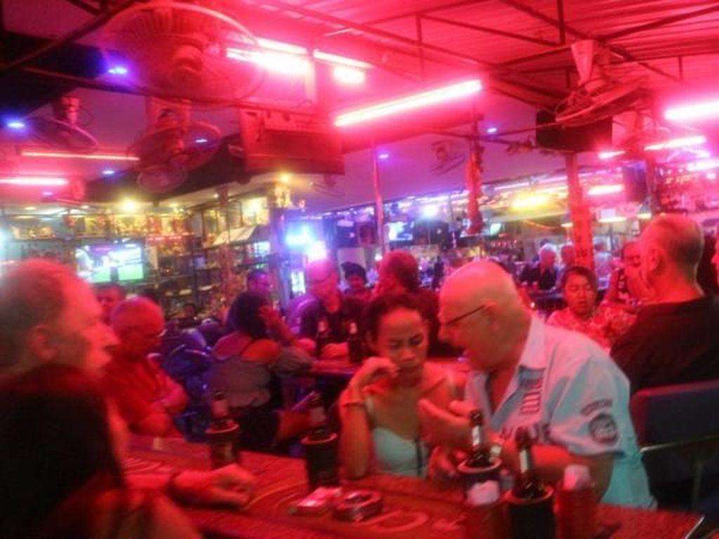 Foto: Geliat Wisata Malam Pattaya