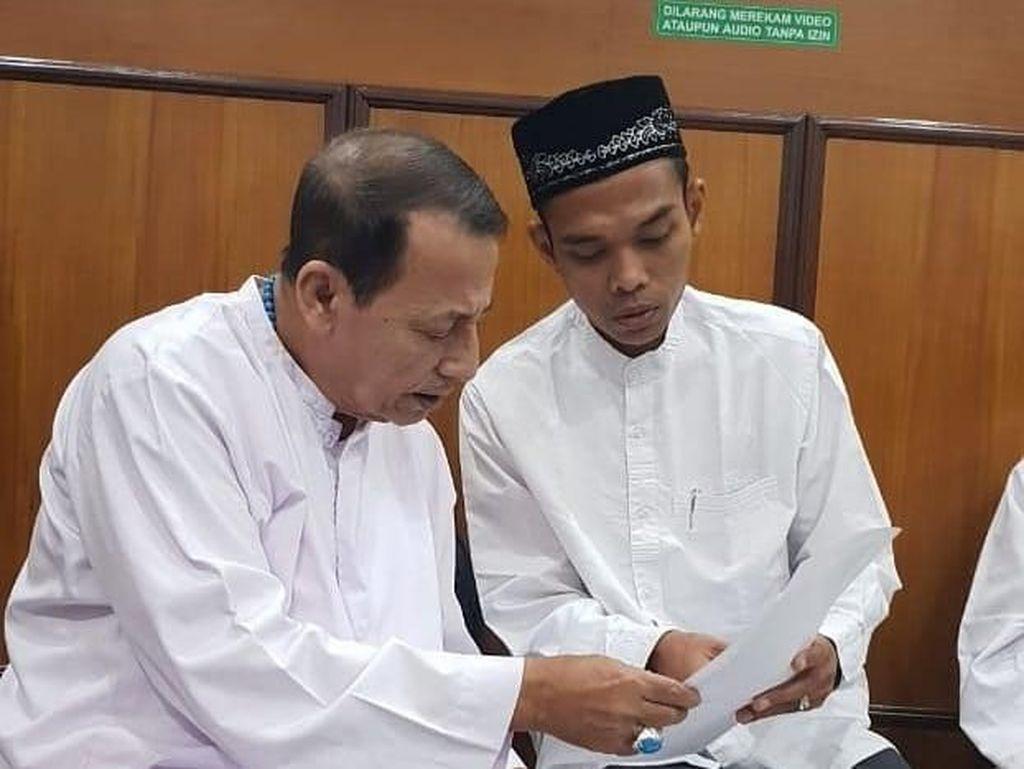 Sambangi Habib Luthfi, Ustaz Abdul Somad Diajak Kokohkan Dakwah Lewat NU