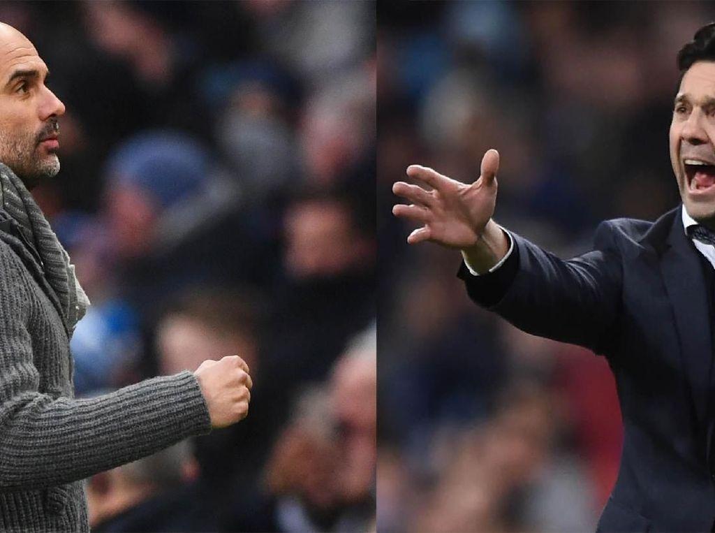 Adu Argumen Guardiola dan Solari Terkait Tim Terbaik