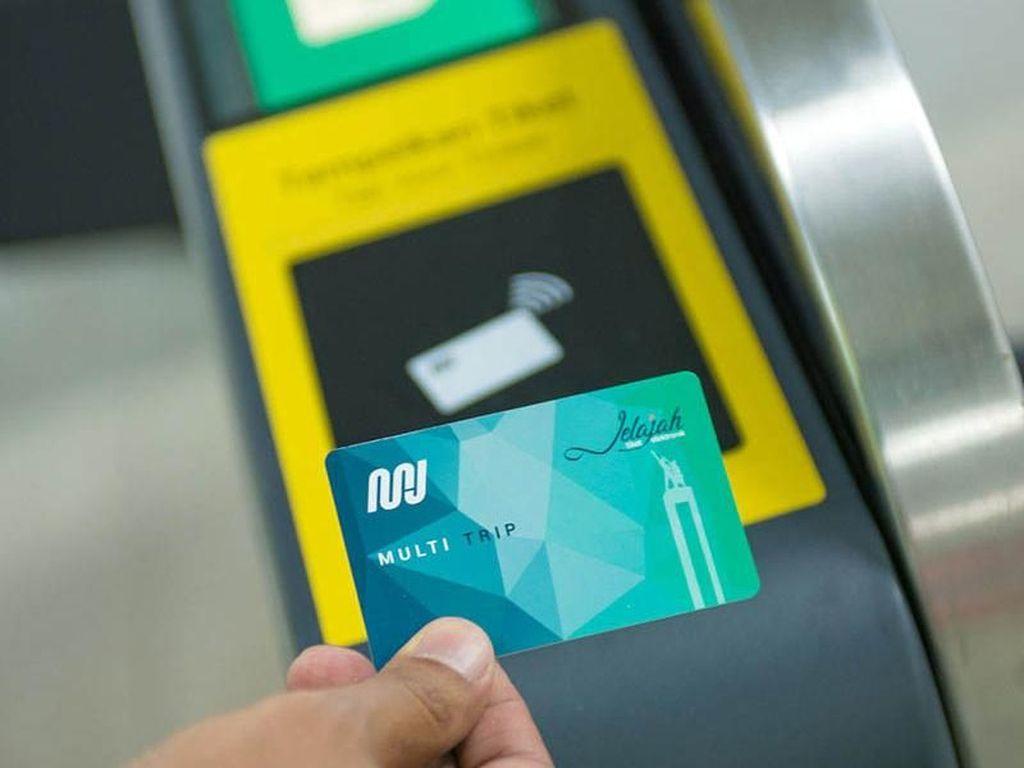Subsidi Tarif MRT Jakarta Diusulkan Rp 21.659/Orang