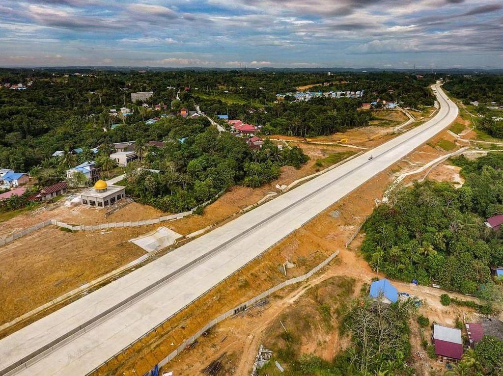 Tol Balikpapan-Samarinda Dikaji Nyambung ke Ibu Kota Baru