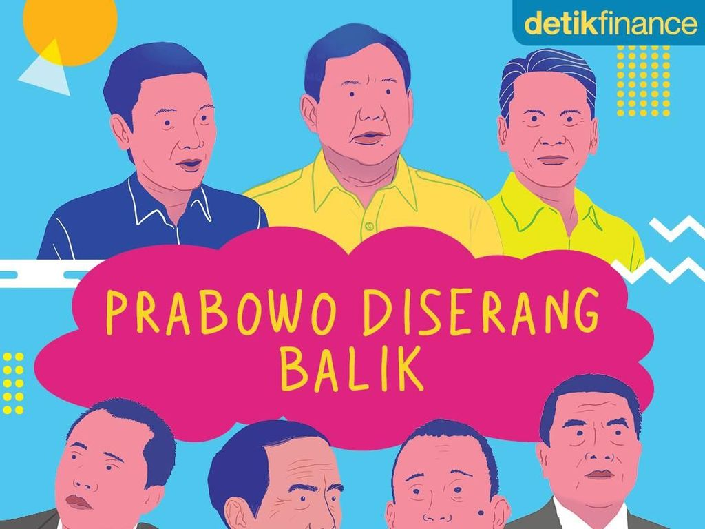 Kritik Keras Anggaran Negara Bocor, Prabowo Diserang Balik