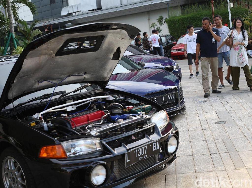 Modifikasi Mobil di Tangerang Tak Lagi Berkiblat ke Jakarta