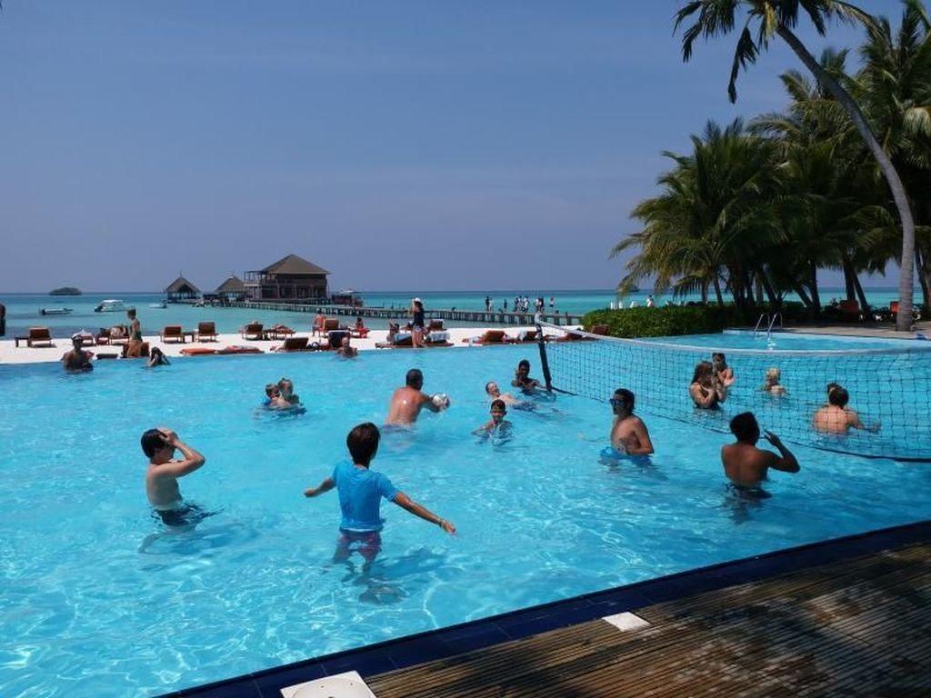 Liburan ke Maldives Bawa Anak-anak, Bisa Banget!