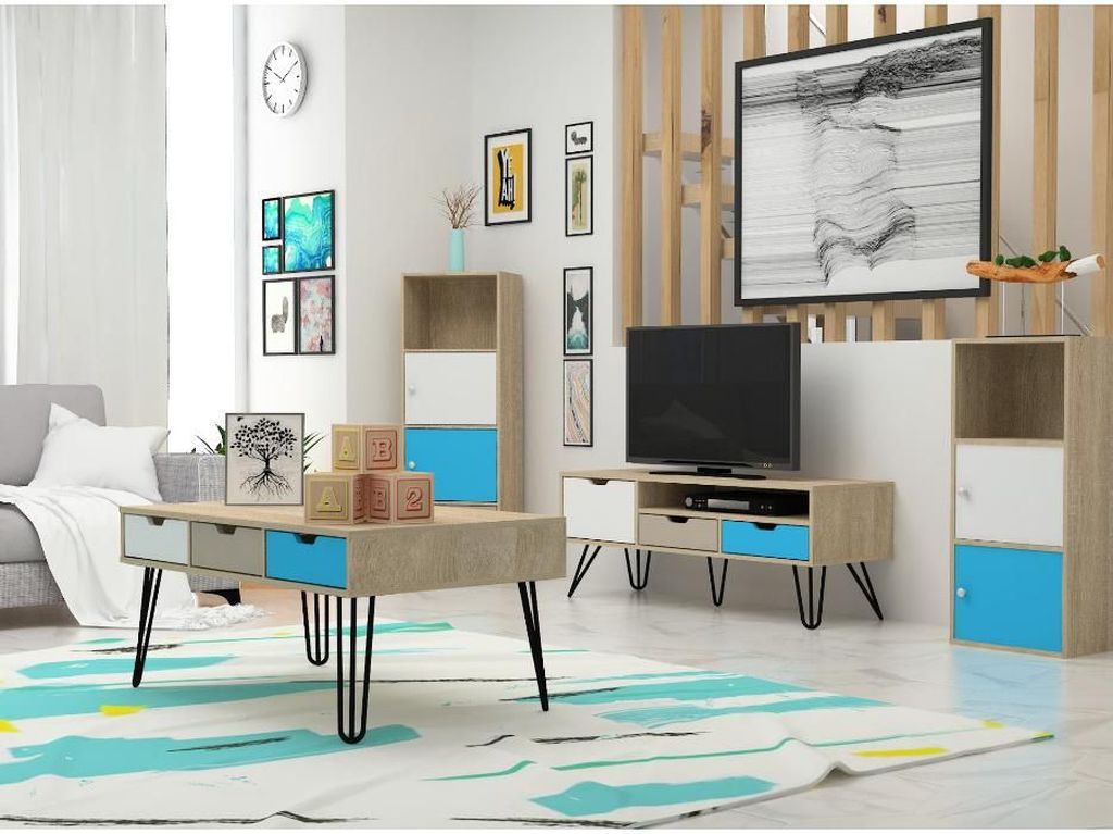 Furnitur Ini Buat Ruang Tamu Terkesan Modern, Yuk Simak!