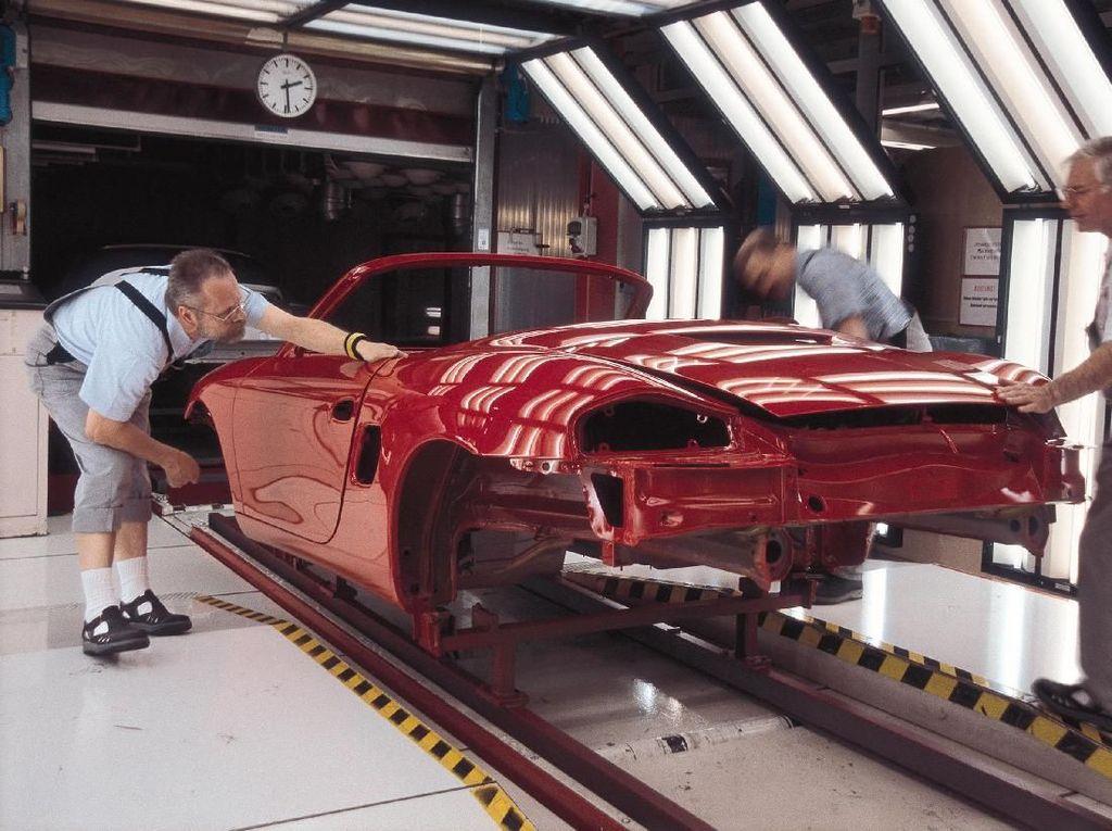 Ini Dia! Warna Mobil Paling Favorit di Seluruh Dunia