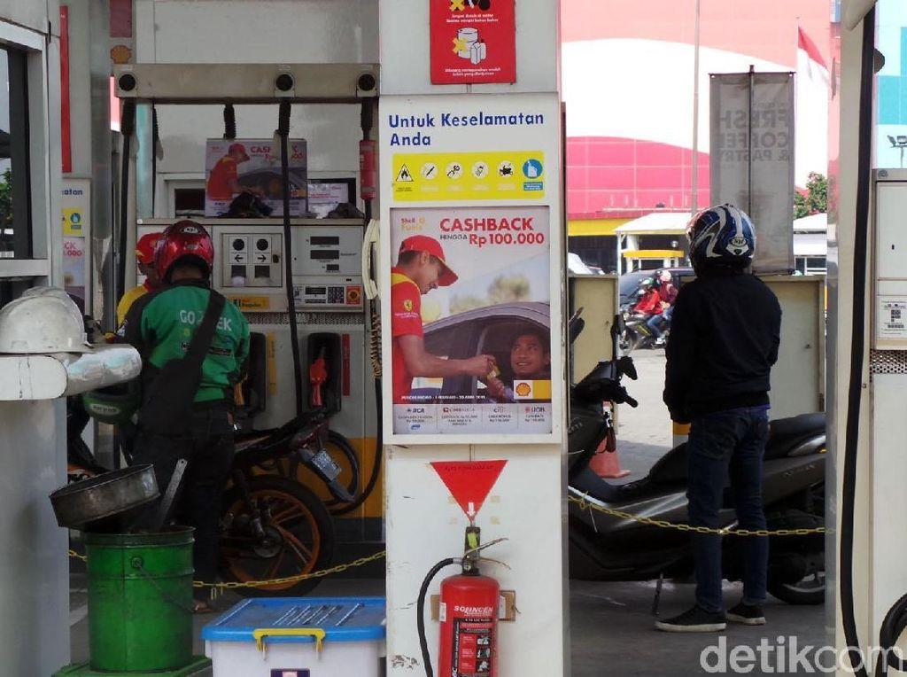 Shell Turunkan Harga BBM, Berapa Selisihnya dengan Pertamina?