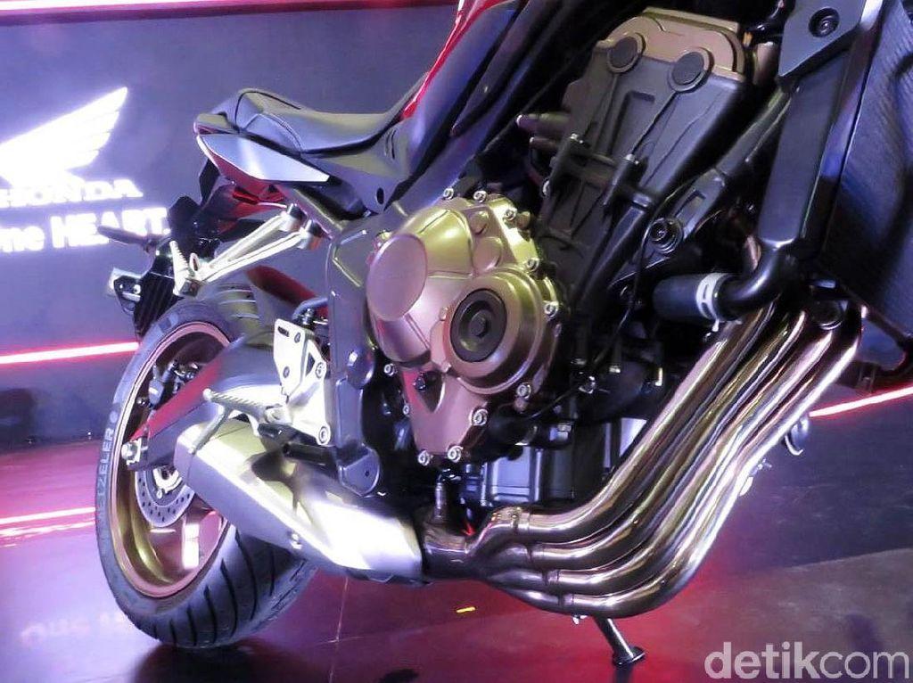 Honda: Tidak Ada Masalah Pembatasan Impor Moge